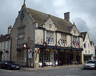 Public house in Tetbury